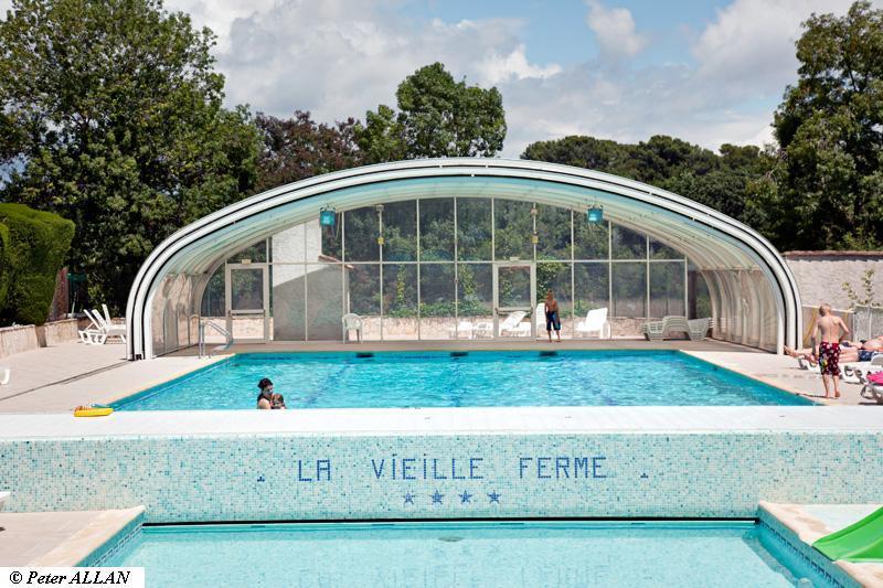 Camping la Vieille Ferme, Villeneuve-Loubet, Alpes-Maritimes