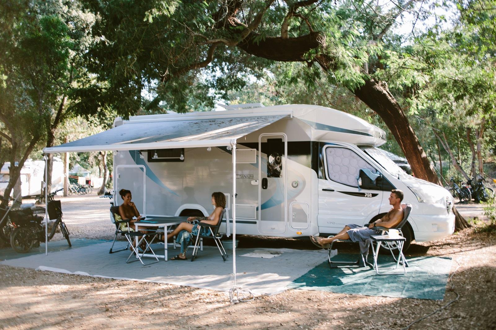 Emplacement - Emplacement Tente Ou Caravane - Riva Bella Resort