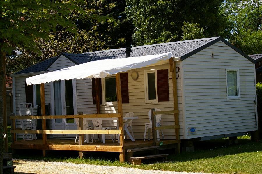 Location - Mobilhome Zen - Camping La Belle Étoile