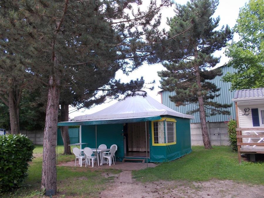Location - Bungalow Trigano Pagan - Camping La Belle Étoile