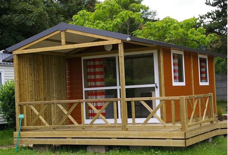 Location - Chalet Handi Access - Camping La Belle Étoile
