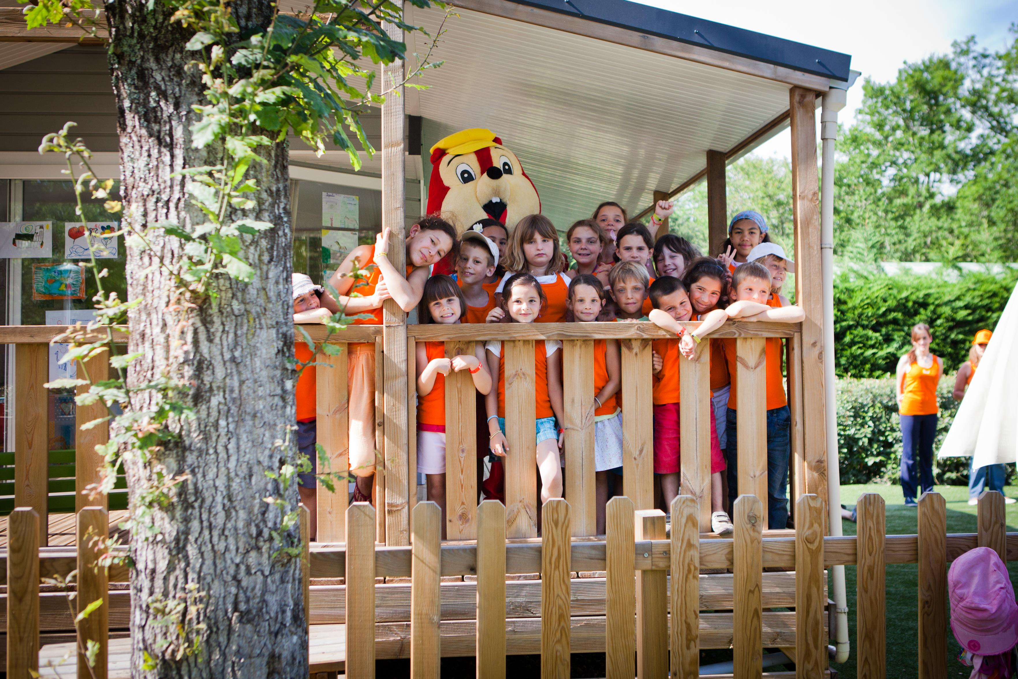 Animations Capfun - Camping Lou Puntaou - Leon