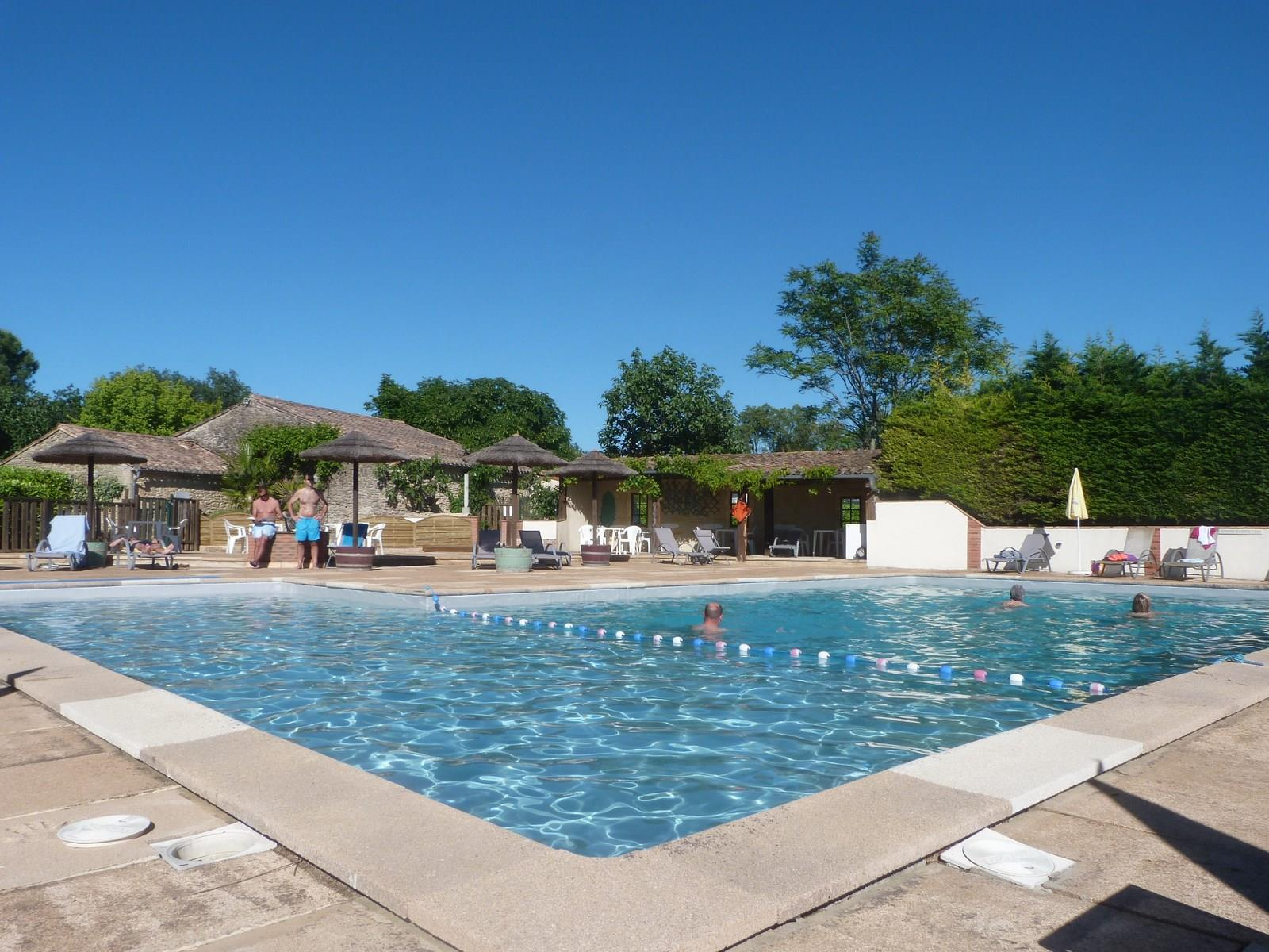 Camping Domaine Saint Laurent, Montferrand, Aude