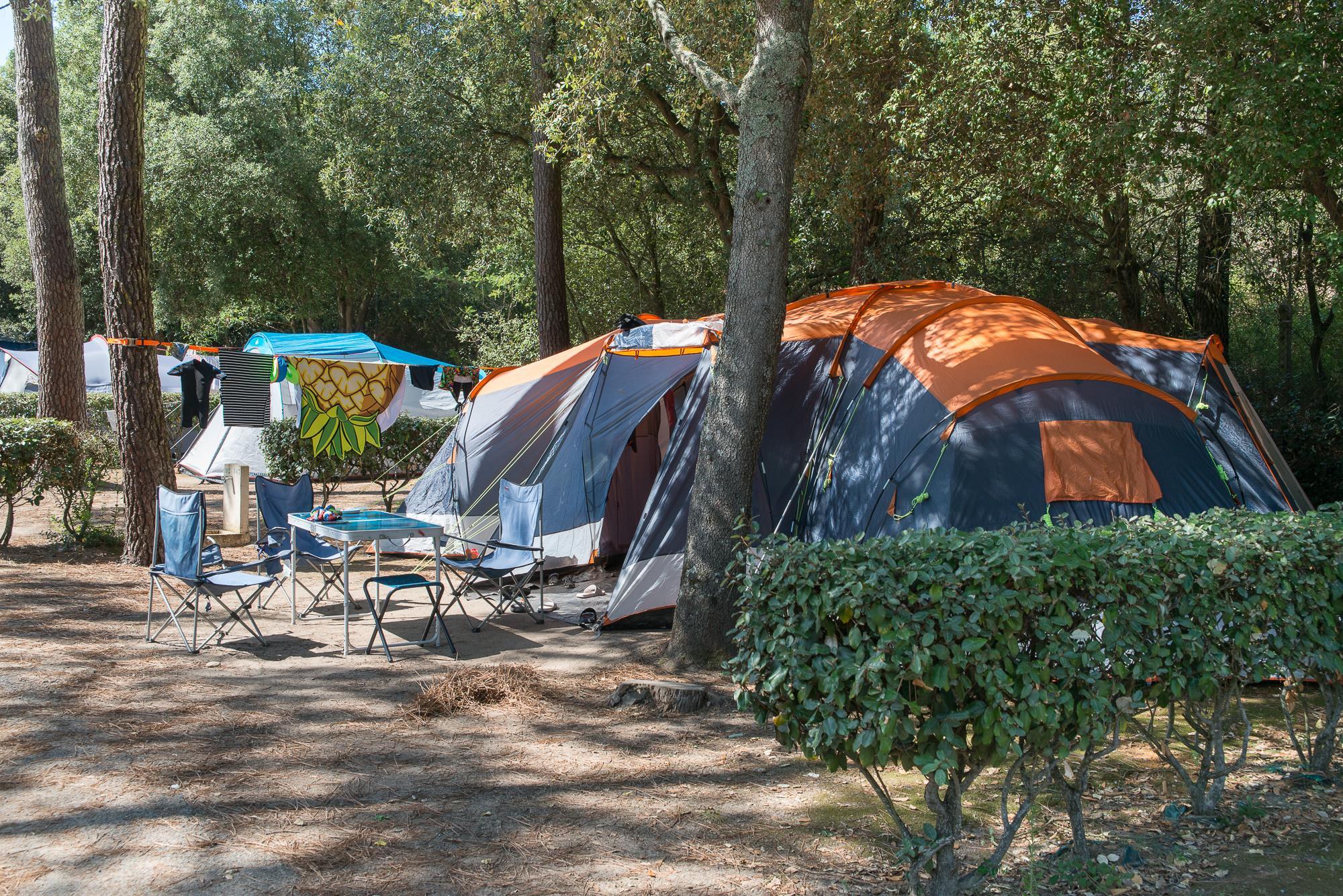Camping Coté Plage (Vieux Ranch), Saint-Jean-de-Monts, Vendée