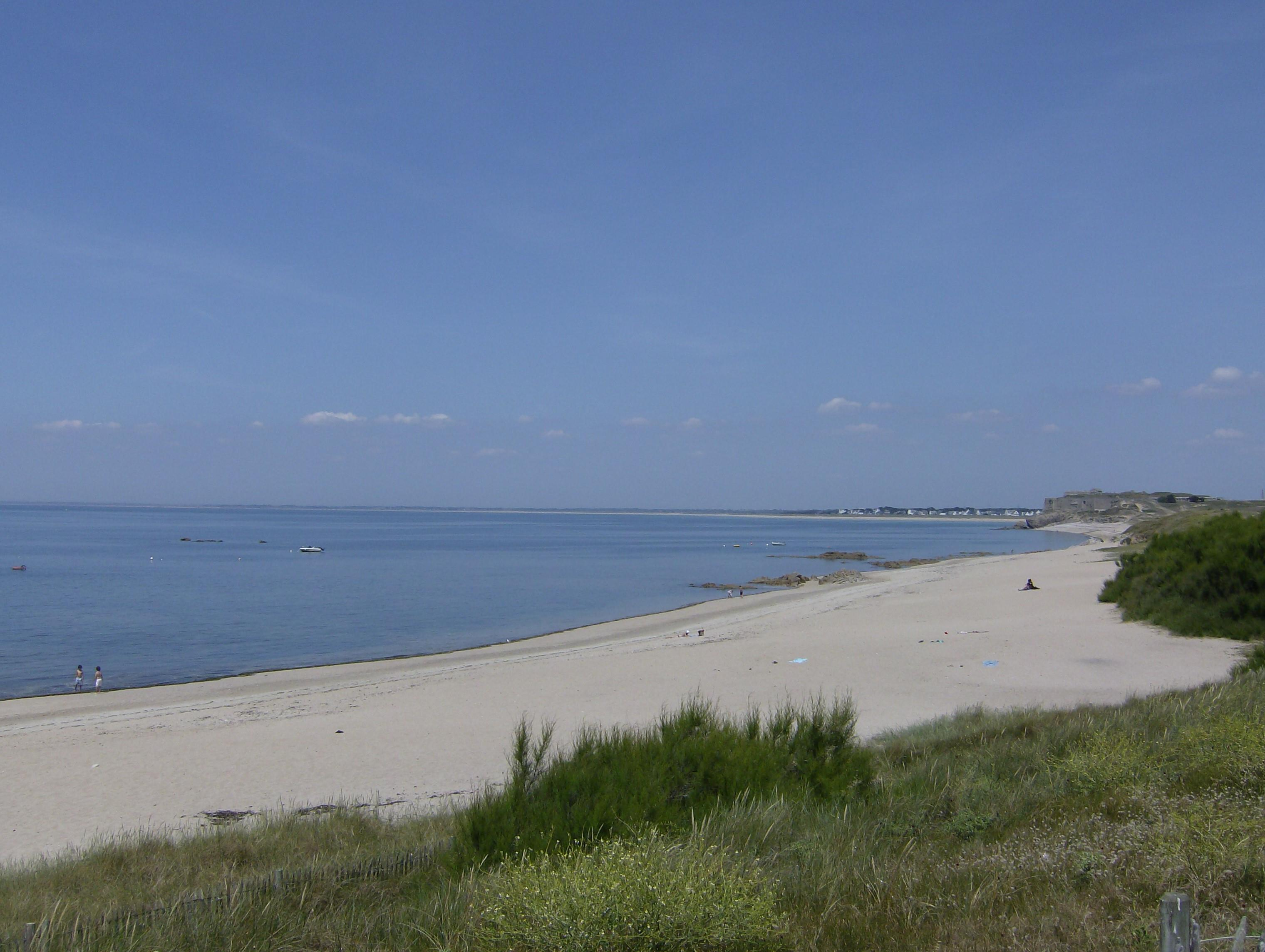 Camping l'Ocean, Saint-Pierre-Quiberon, Morbihan