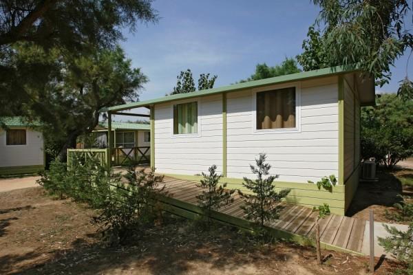 Location - Bungalow Access - Equipé Pour Handicapé - Camping Salatà