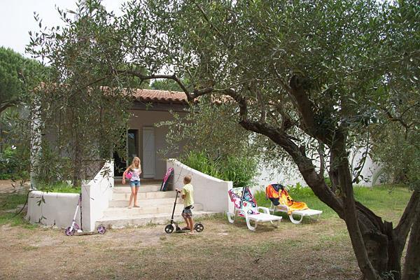 Location - Villa Yucca - Camping La Baume La Palmeraie