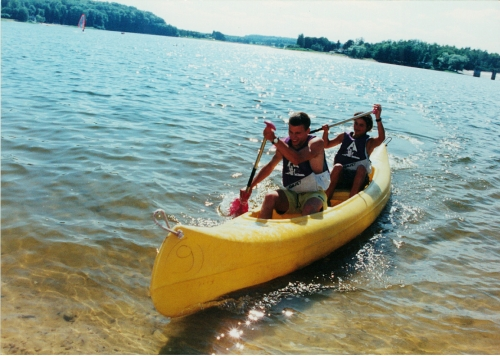 Services & amenities Camping Club Lac De Bouzey - Sanchey