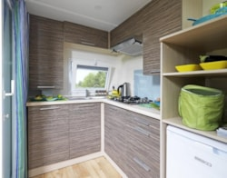 MOBIL-HOME CONFORT GRAND LARGE - 2 Chambres