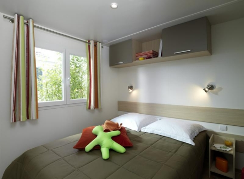 MOBIL-HOME PRIVILEGE SAVANAH - 2 bedrooms + Sofabed 1/4 pers.?q=100