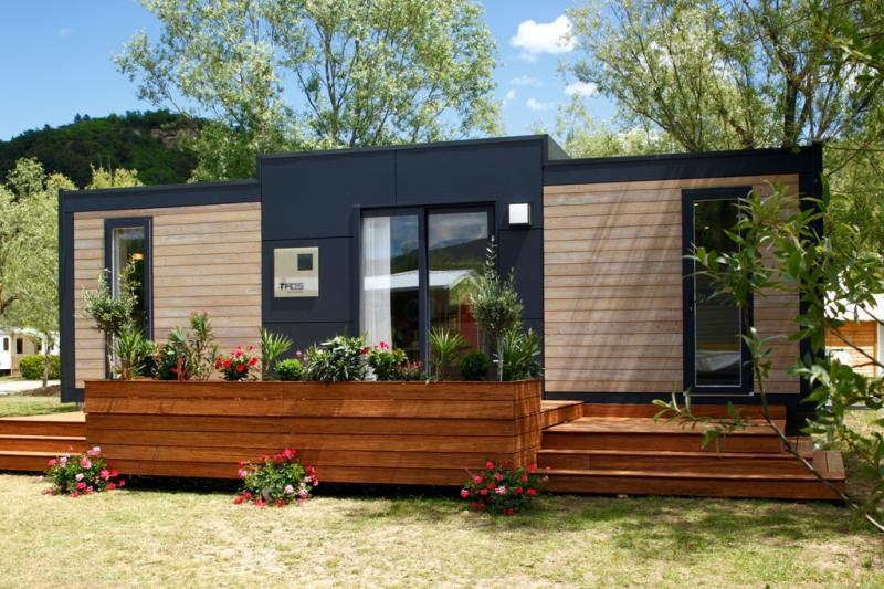 MOBIL-HOME TAOS VIP F5 - 2 bedrooms, 2 bathrooms, 2 WC + sofabed 1/5 pers.?q=100