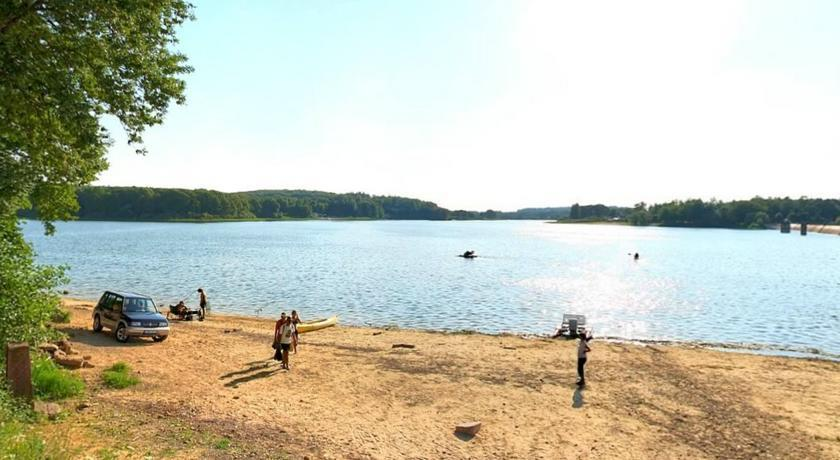 Region Camping Club Lac De Bouzey - Sanchey