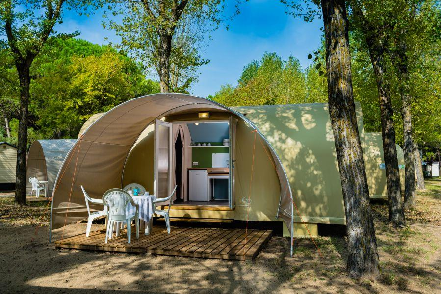 Location - Tente Coco Sweet - Camping Ca' Savio