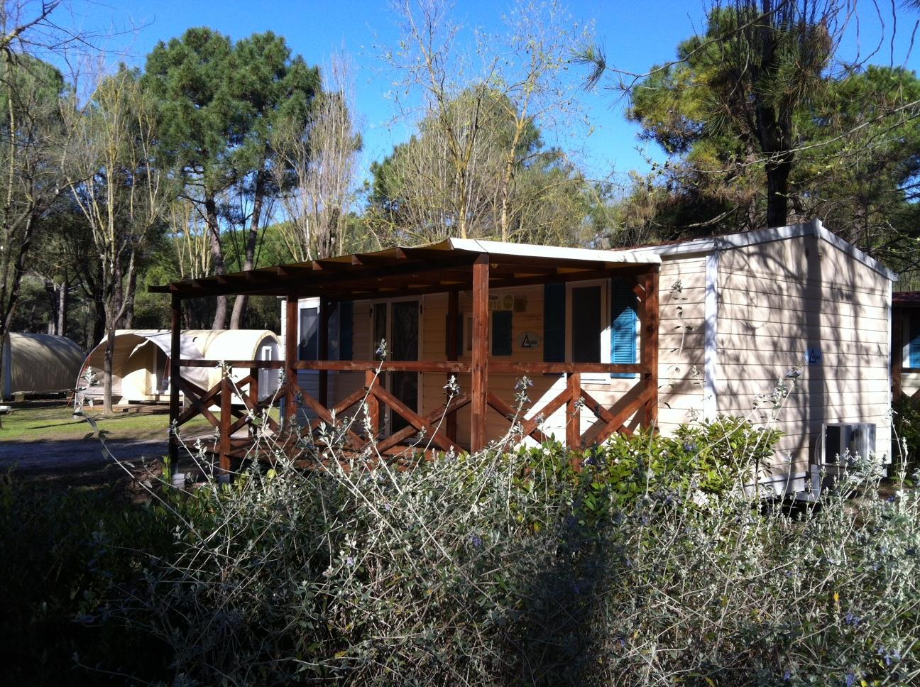 Location - Maxi Caravan Capri - Camping Ca' Savio