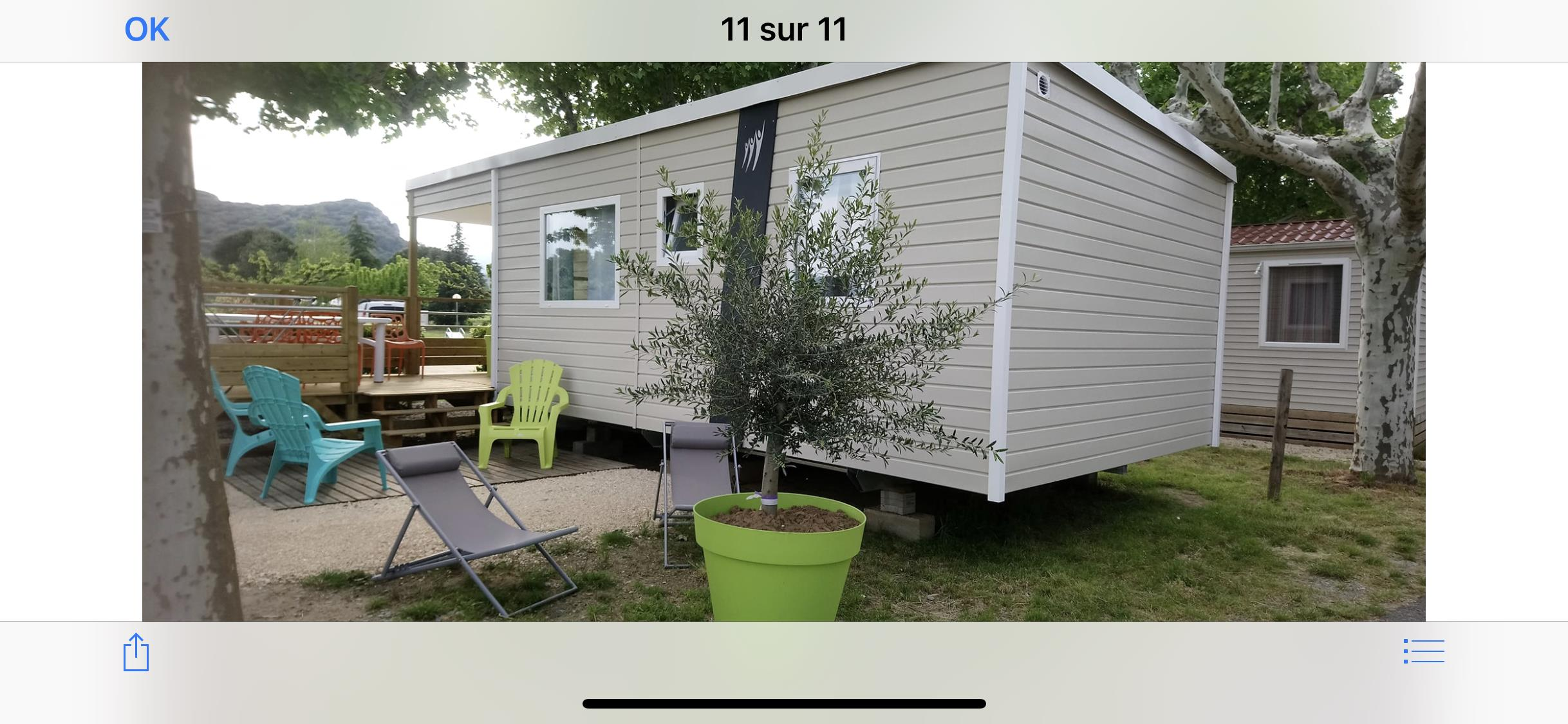 Accommodation - Mobil-Home Rapidhome 2018 Alizé 3 Bedrooms - Half-Covered Terrace + Wifi - International Camping