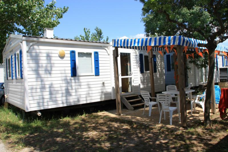 Camping les Romarins, Agde, Hérault