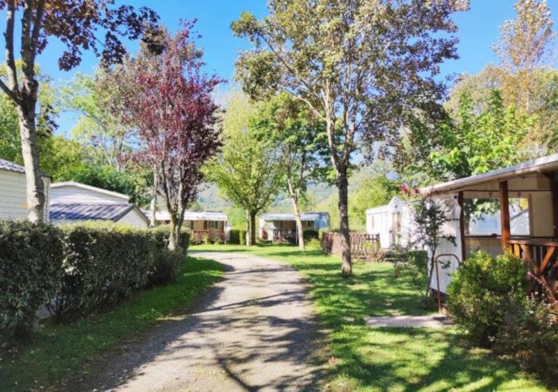 Camping La Roucateille - Montgailhard