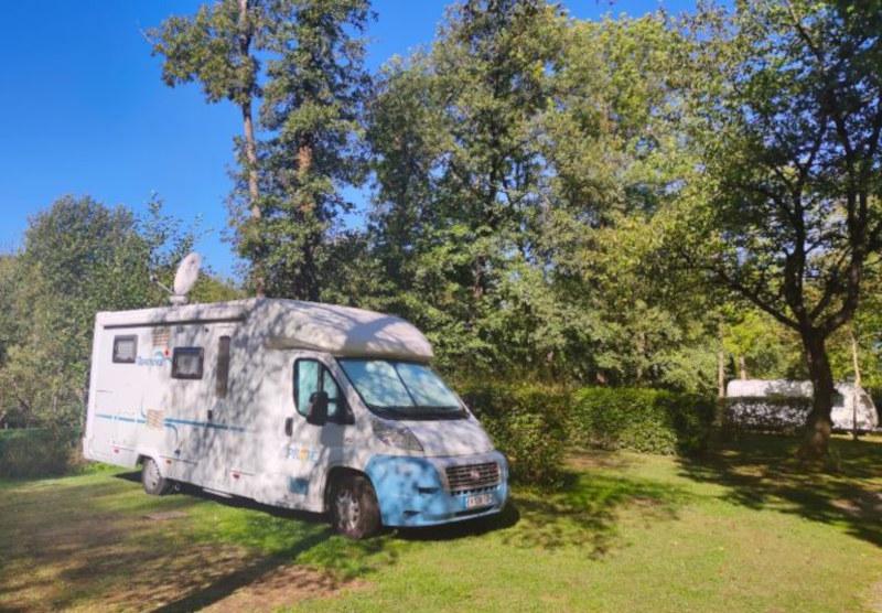 Camping la Roucateille, Montgaillard, Ariège