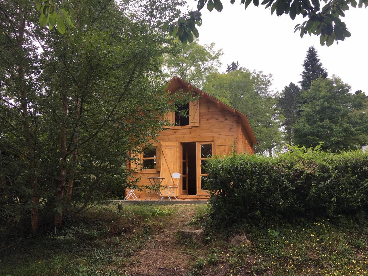 Accommodation - Nature Chalet For Hikers - Sites et Paysages Le Panoramic