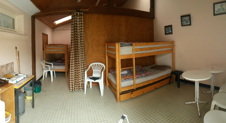 Location - Gîte Dortoir  Pour Randonneurs - Camping Sites et Paysages Le Panoramic