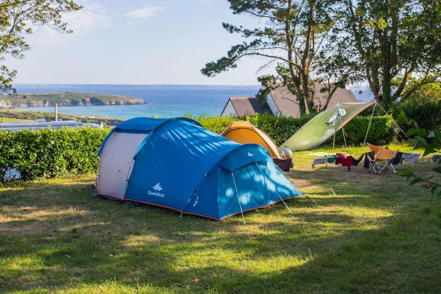 Camping Sites Et Paysages Le Panoramic - Telgruc-Sur-Mer