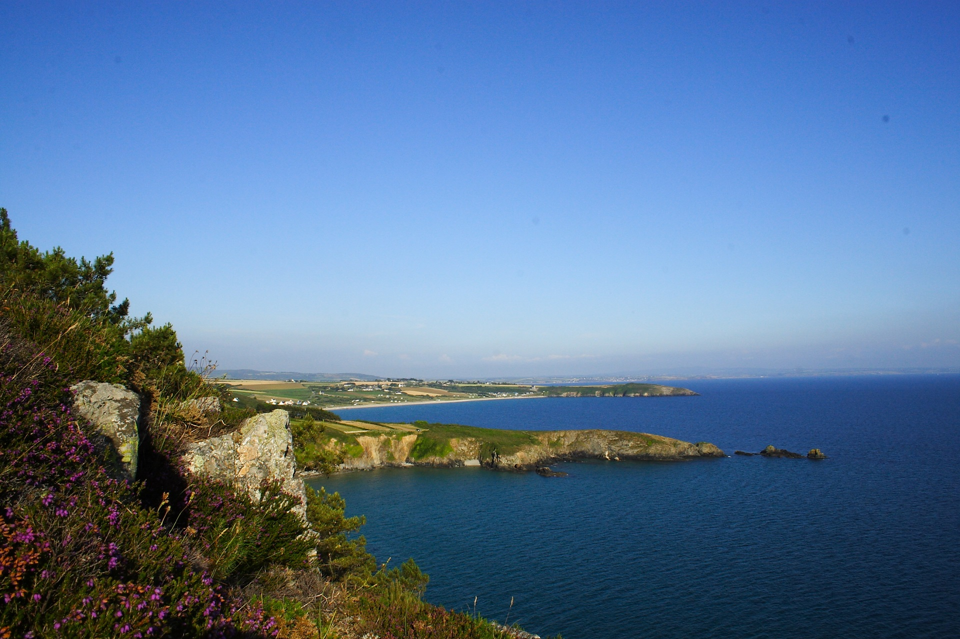 Camping le Panoramic, Telgruc-sur-Mer, Finistère