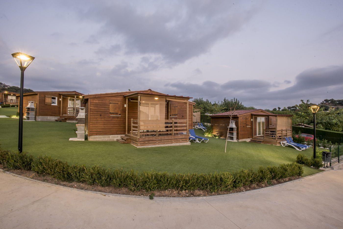 Location - Bungalow Plus - Berga Resort