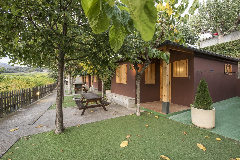 Location - Chalet - Berga Resort