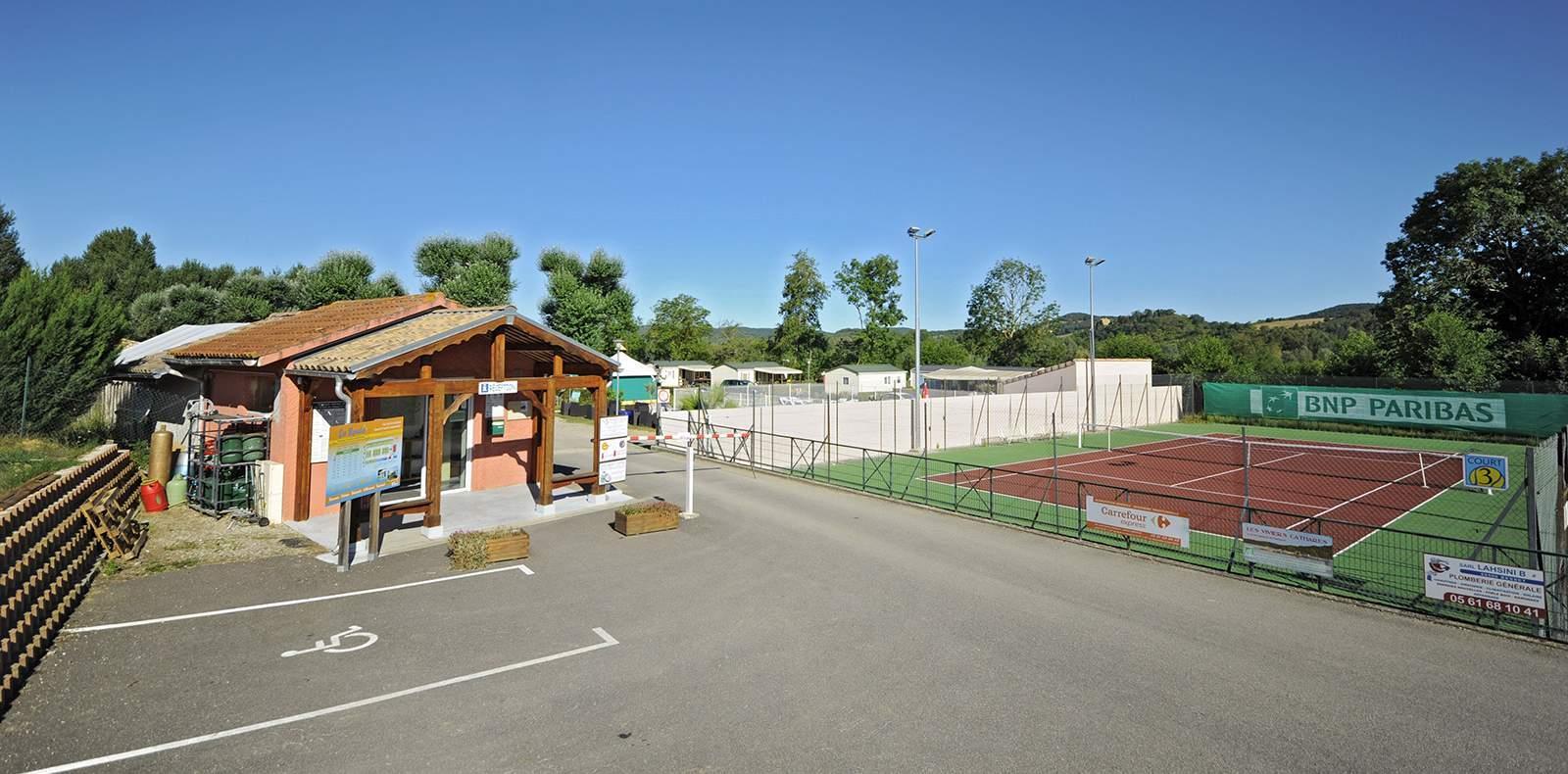 Camping les Nysades, Mirepoix, Ariège