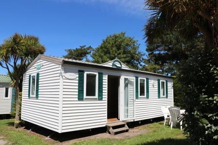 Location - Mobile-Home Classic Eco 4P. Avec Tv - 2 Chambres - 1 Salle De Bain - Sans Terrasse - Camping Le Moténo
