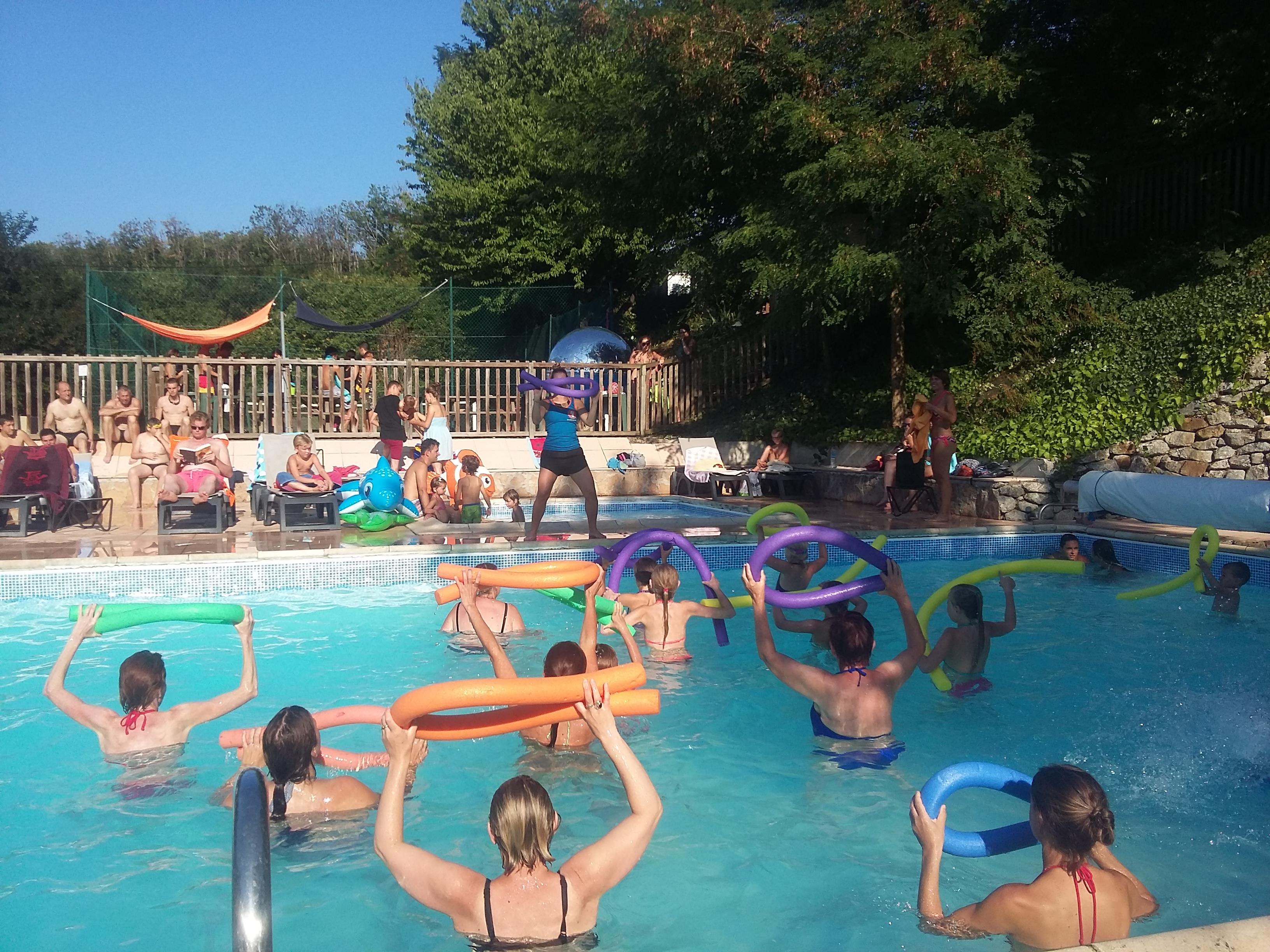 Sport Flower Camping La Chataigneraie - Anneyron
