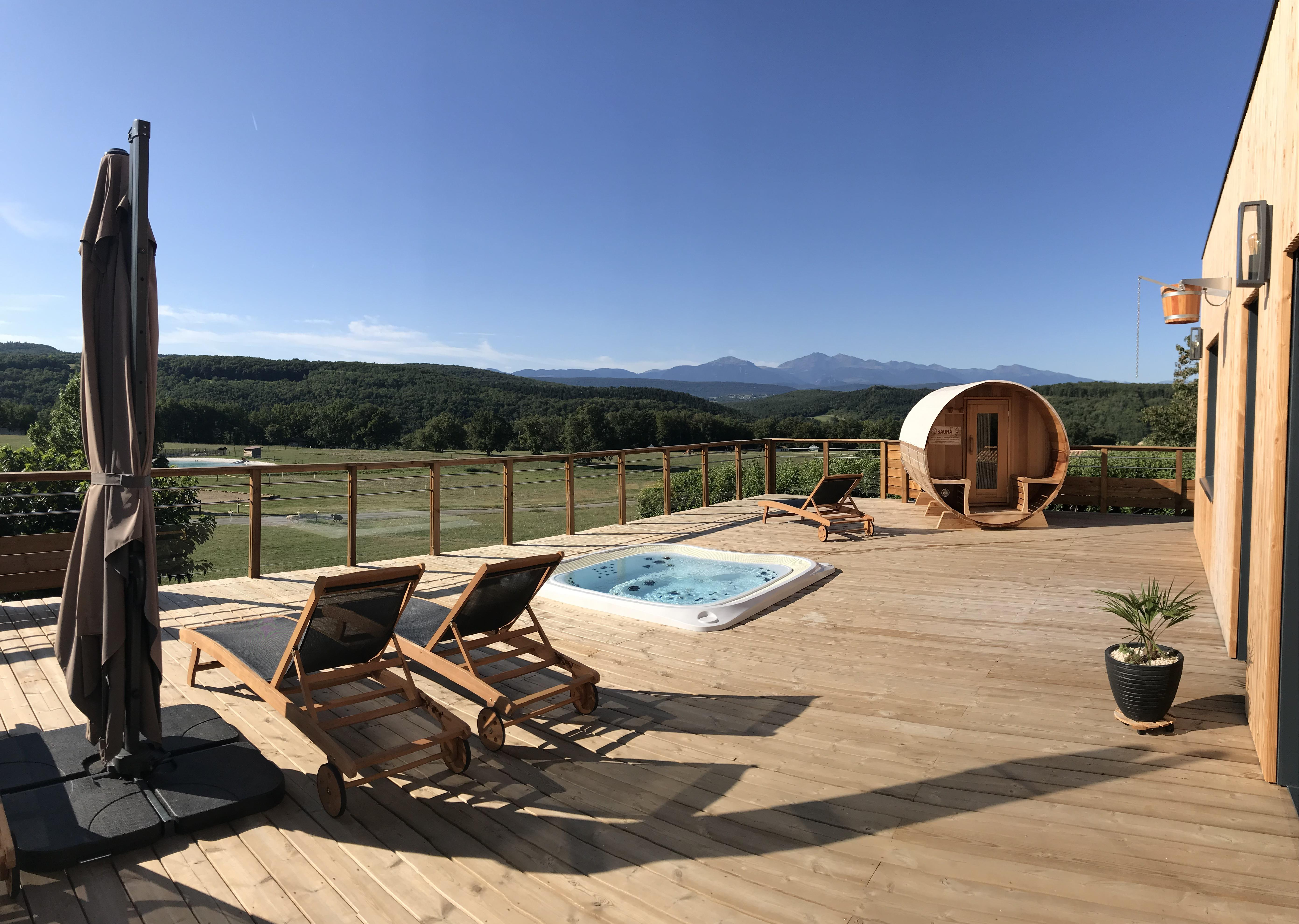 Camping la Ferme la Besse, Camon, Ariège