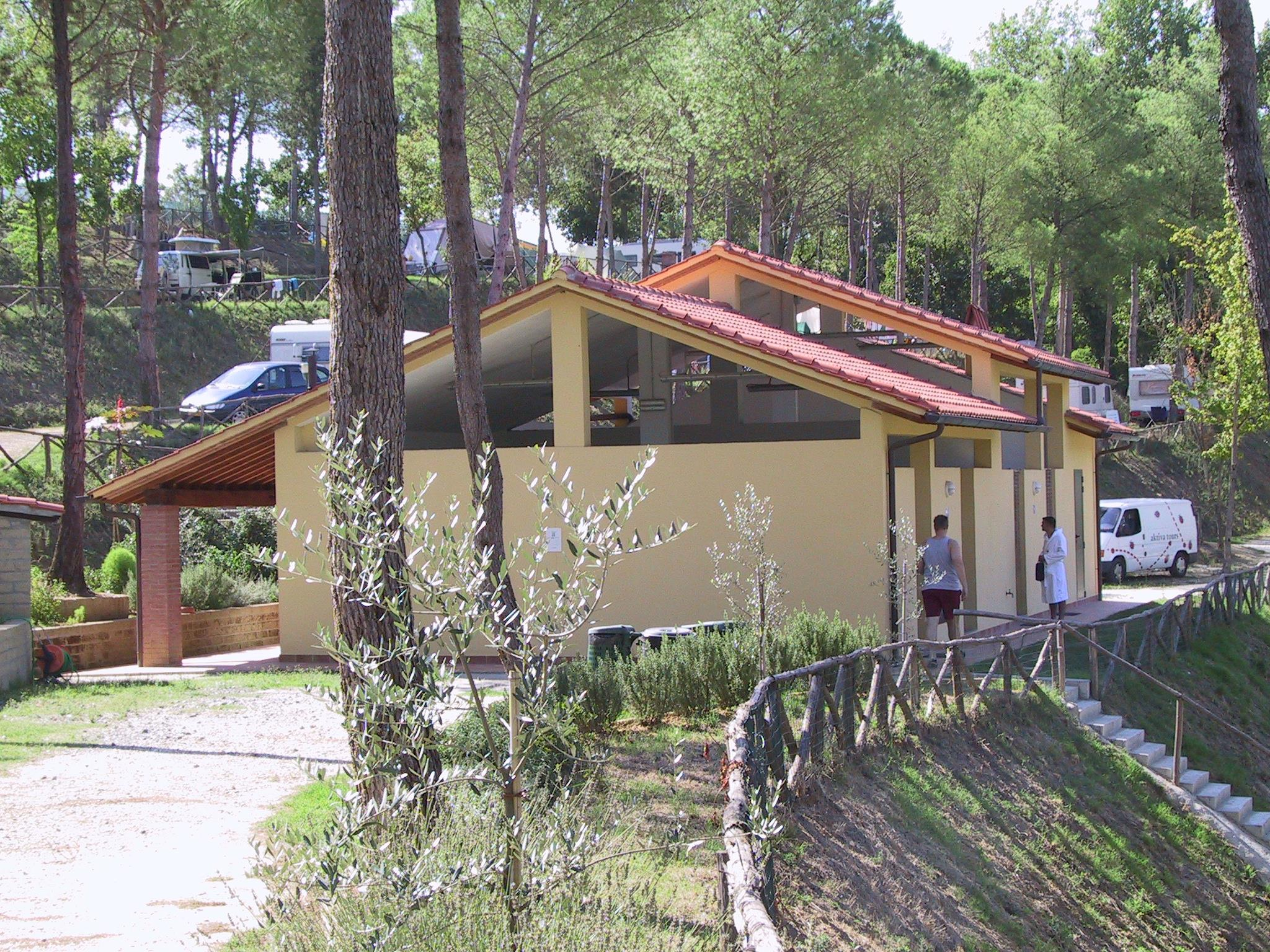 Services Toscana Holiday Village - Montopoli Val D'arno (Pi)