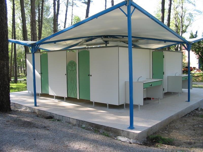 Emplacement - Emplacement Nature Pour Tente 80M² Avec Électricité - Camping Club Le Ruou