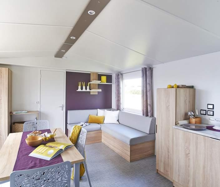 Location - Tribu Plus - Camping Club Le Parc de Paris