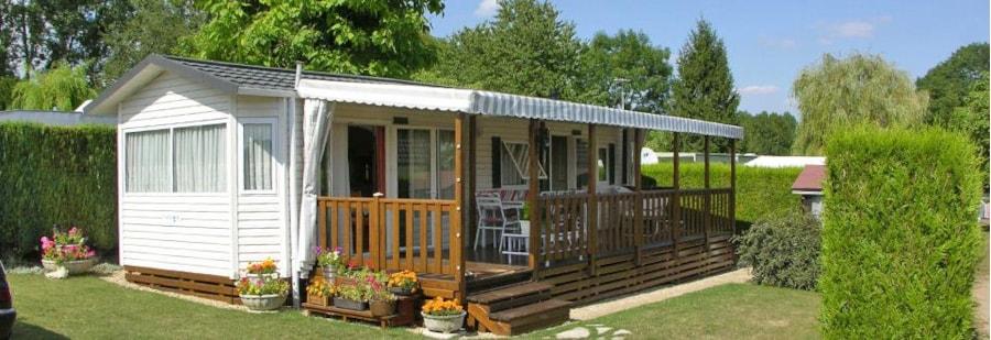 Camping Caravaning Le Parc Des Roches - Saint-Chéron