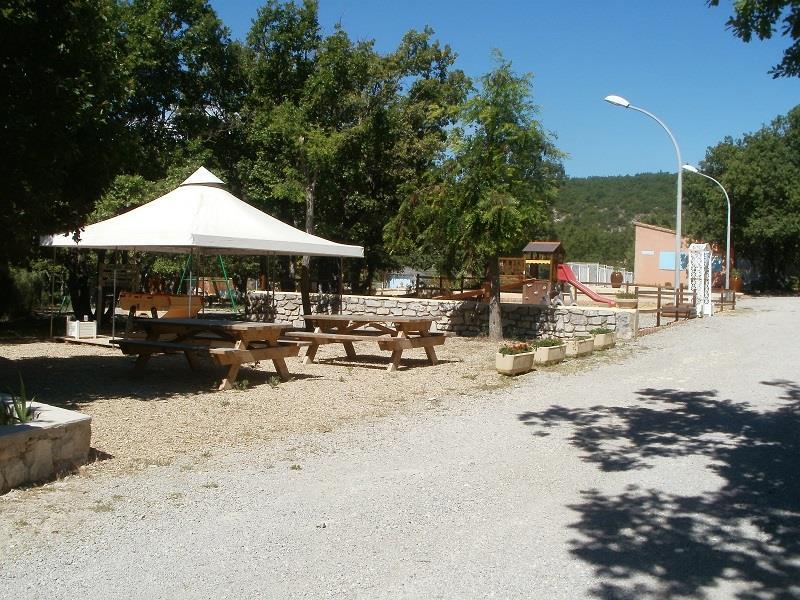 Camping L'Épi Bleu, Banon, Alpes-de-Haute-Provence