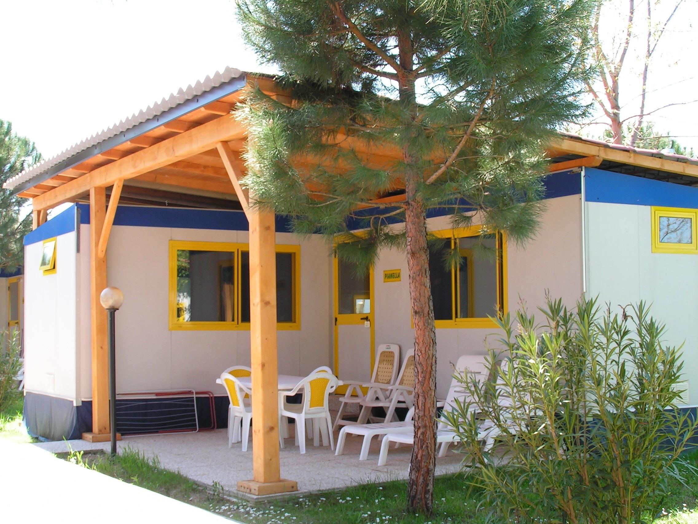 Casa Mobile ADAC 28 m² - 4 Posti Letto - 2 bagni - veranda