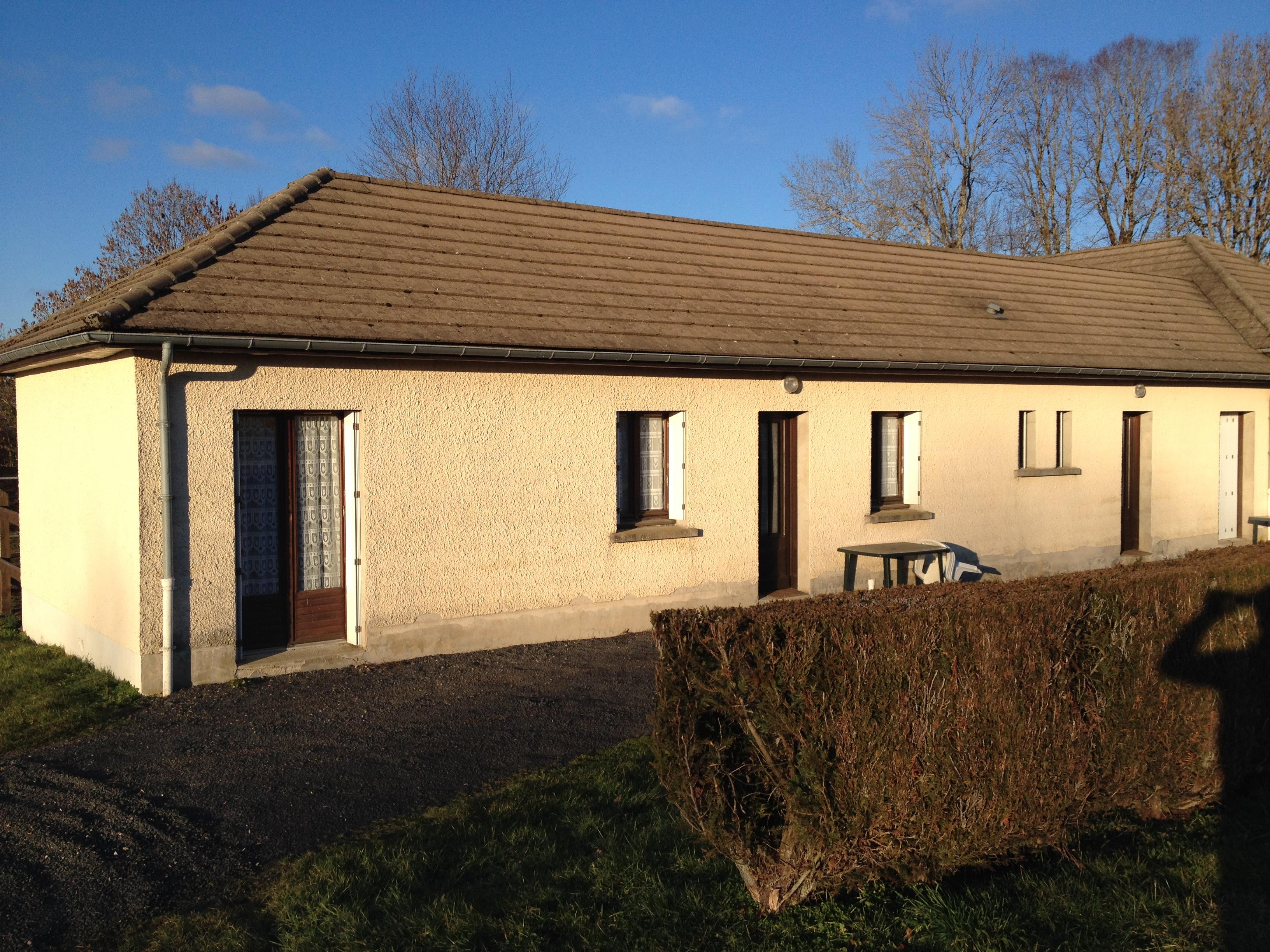 Gasthof Puy St Mary N°607 (One-Floor Holiday Home Located 2.5 Kms From The Campsite)