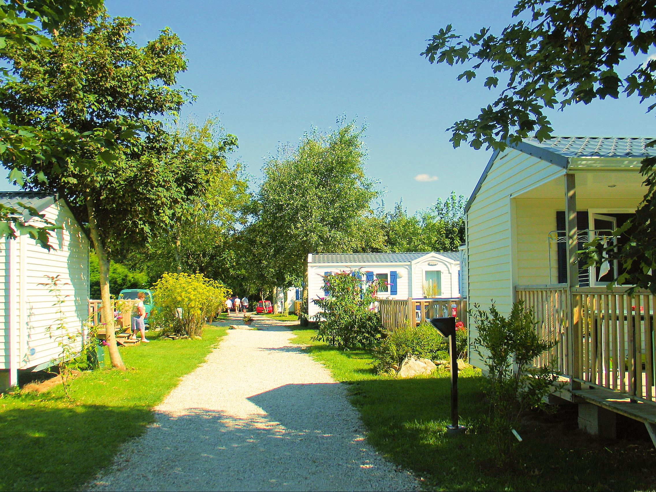 Camping les Genets, Penmarch, Finistère
