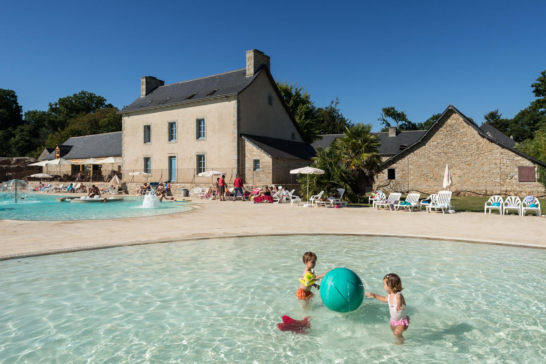 Camping L' Orangerie de Lanniron, Quimper, Finistère