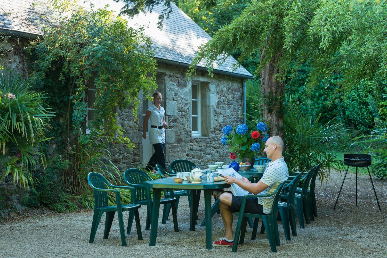 Location - Maison Du Canal 3 Chambres - 116 M² + Jardin - Camping Castel L'Orangerie de Lanniron