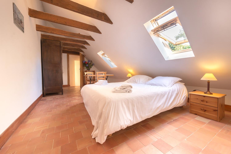Location - Studio Cosy Lits Faits À L'arrivée Serviettes Fournies - Camping Castel L'Orangerie de Lanniron