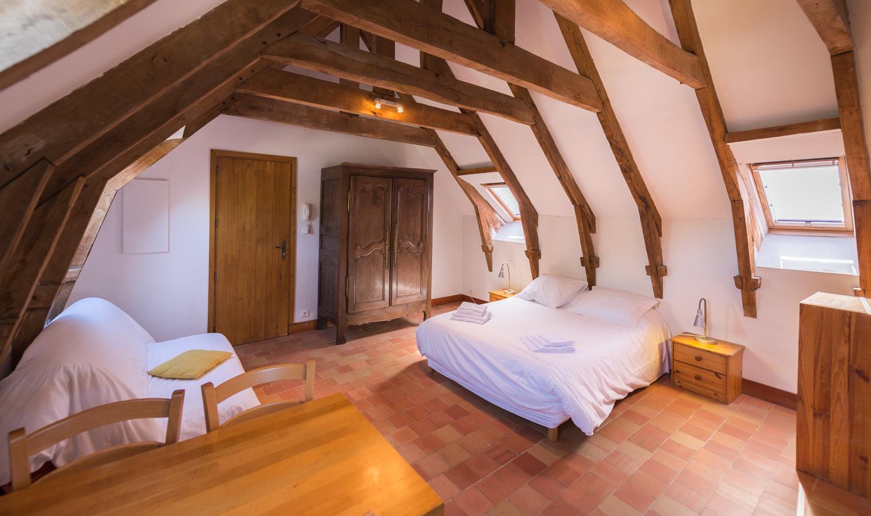 Location - Studio Confort > 30M² Lits Faits À L'arrivée Serviettes Fournies - Camping Castel L'Orangerie de Lanniron