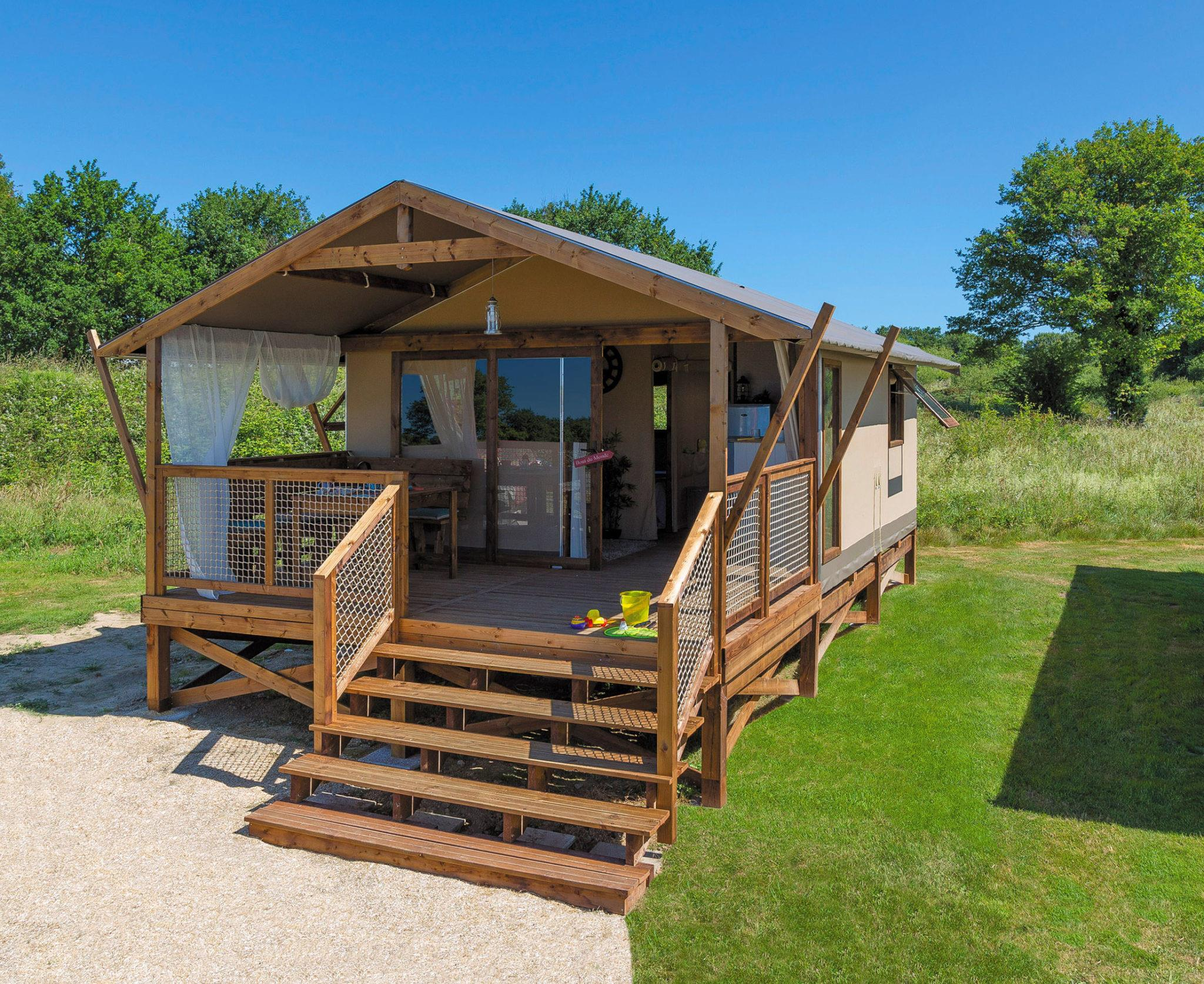 Accommodation - Bungalow High Confort - Camping Ile de la Comtesse