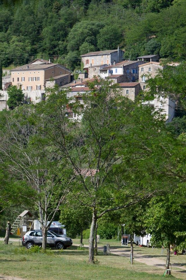Camping Mas de Champel, Les Ollières-sur-Eyrieux, Ardèche