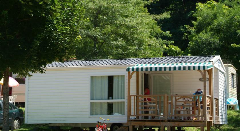 Location - Cottage Loggia 2Ch Terrasse Couverte - Camping Mas de Champel
