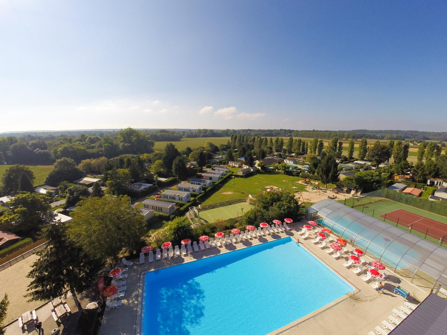 Establishment Capfun - Camping Le Village Parisien**** - Varreddes