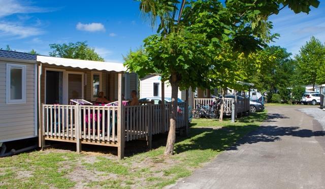 Location - Cottage 2 Chambres ** - Camping Sandaya Sanguinet Plage