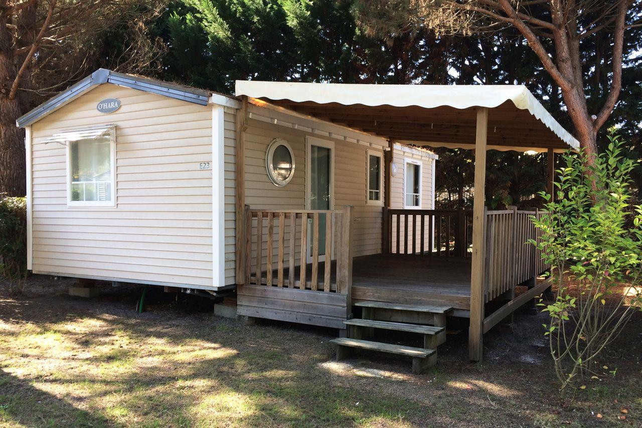 Location - Cottage 3 Chambres *** - Camping Sandaya Sanguinet Plage